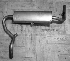 Exhaust System 1700