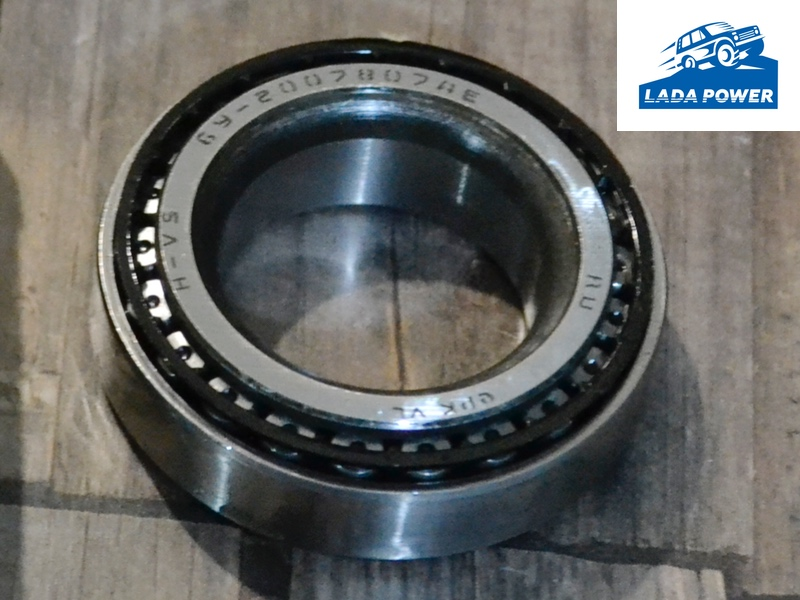 Lada Niva After 2003 Front Differential Case Bearing 2007807 35x62x16.7