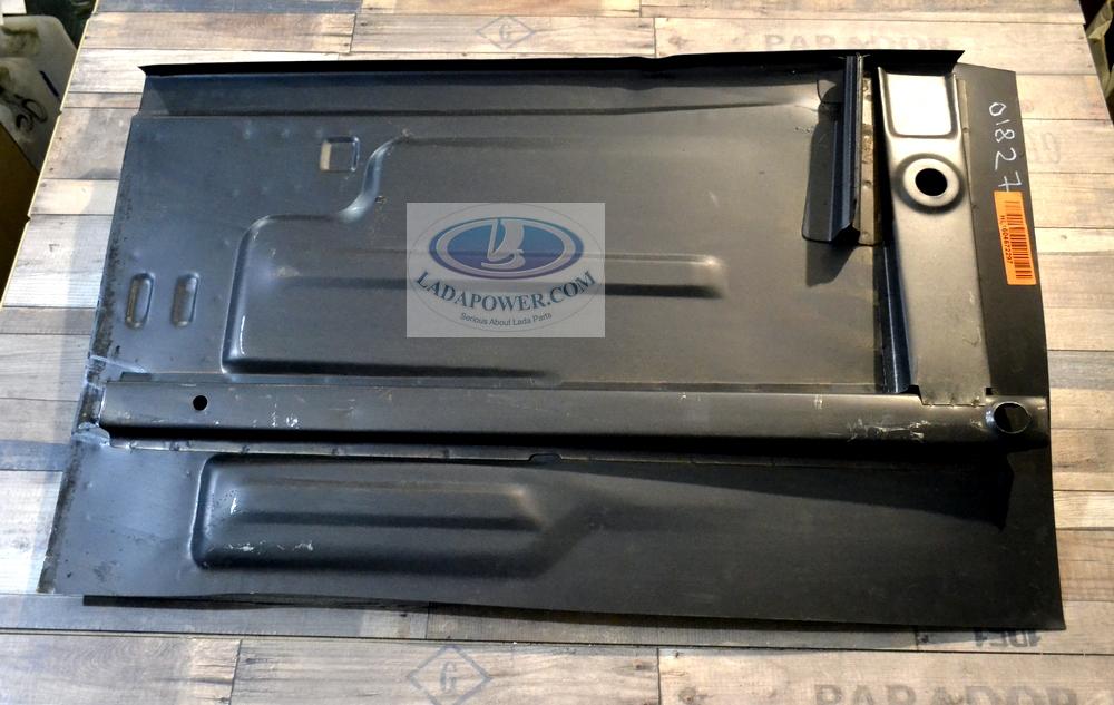 Lada 2101-2107 Rear Right Jack Bracket Complete