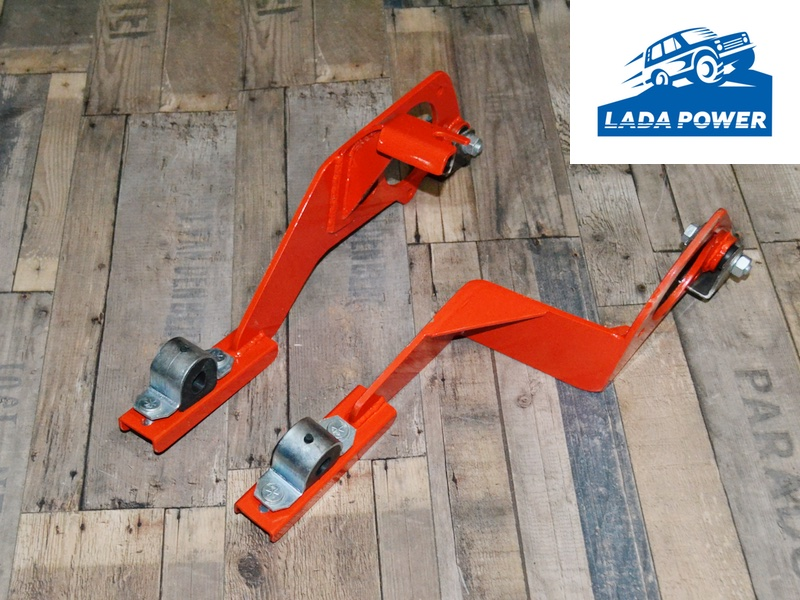 Lada Niva Front Differential Independent Support