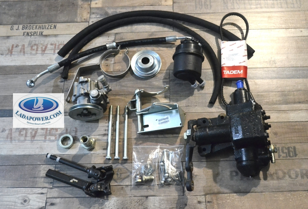 Lada Niva Hydraulic Power Steering Kit