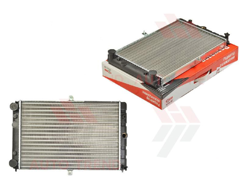 Lada Samara 2108 2109 Radiator ( Car With a Carburetor )
