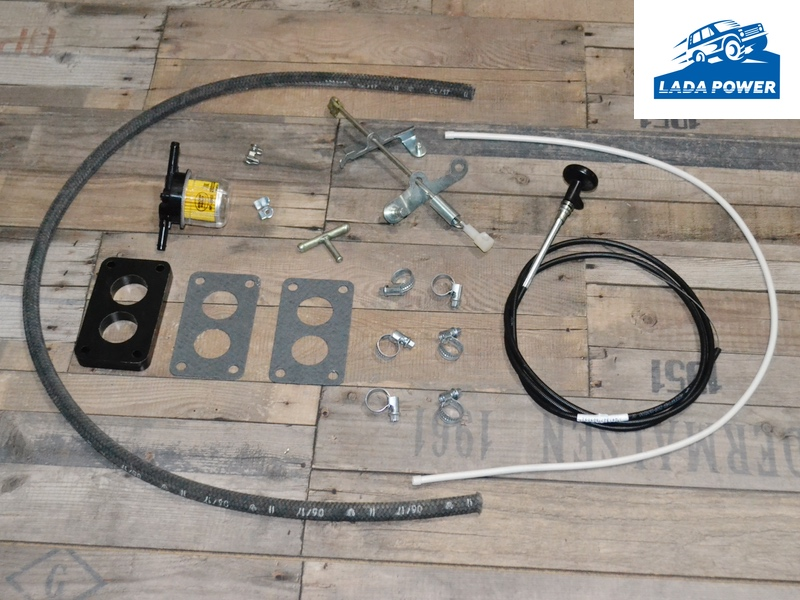 Lada Solex Carburetor Installation Kit