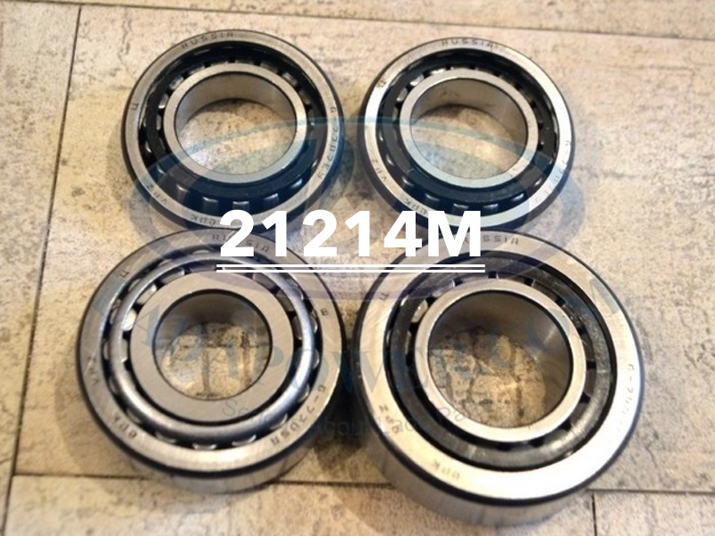 Lada Niva After 2010 Front Differential Bearings Kit