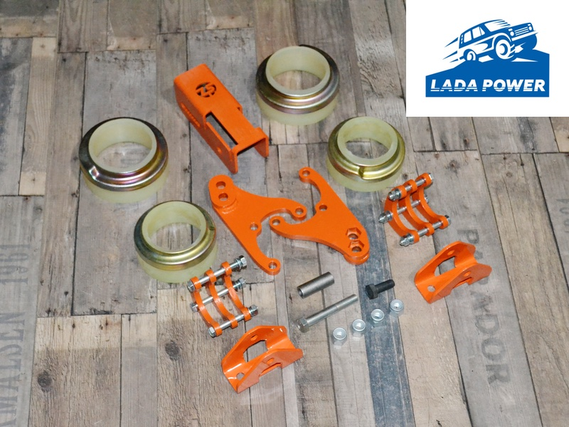 Lada Niva After 2011 Year Lift Kit +40mm