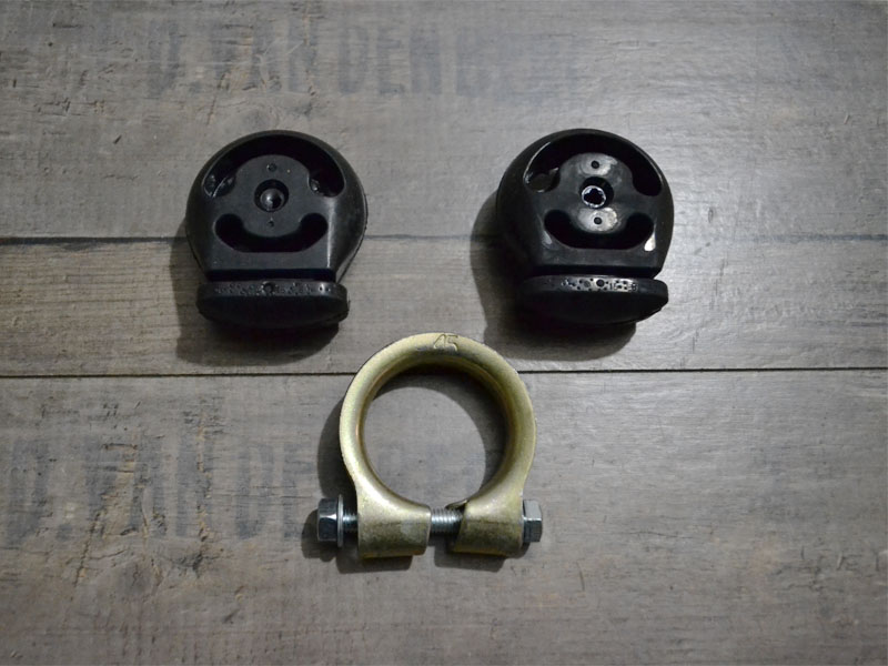 Lada Niva 1700 Main Silencer Mount Kit