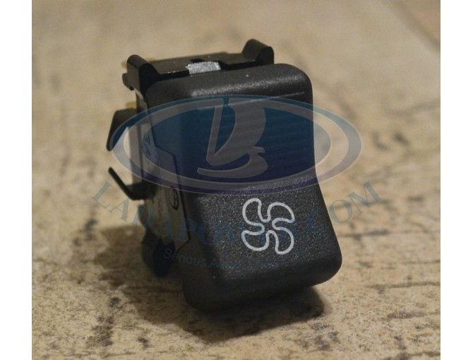Lada Niva / 2101-2107  Heater Switch 3 Contacts