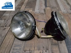 Lada 2101 Original Headlights Complete Used Perfect Condition