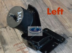 Lada Niva 21214 From 2001 Engine Mounting Bracket Complete Left