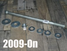 Lada Niva 2009-On Lower Control Arm Shaft Pivot Bolt Complete