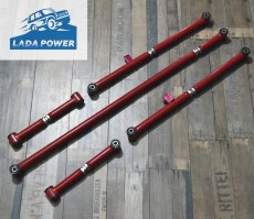 Lada Niva  / 2101-2107 Longitudinal  + Transverse Bar Kit ADJUSTABLE