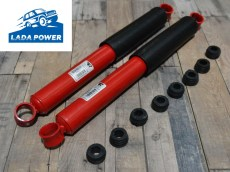 Lada 2101-2107 Rear Lowered Shock Absorbers Kit