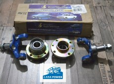Lada 2101-2107 Knuckle Stub Axles With Reinforced Double Bearing