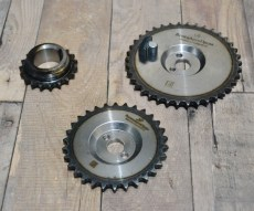 Lada Niva Chain Sprockets Kit 1700i 21214 OEM With Magnet!