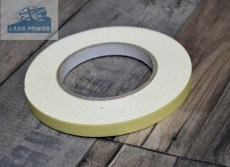 Double Sided Adhesive Tape White 10mx12mmx0.8mm