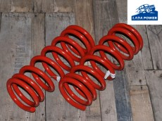 Lada Niva 2009-On Front Progressive Tuning Coil Springs