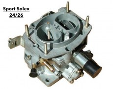 Lada Under 1700cc Sport Solex Carburetor 24/26