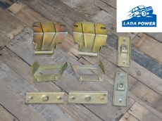 Lada Samara 2108 Rear Bumper Brackets Kit