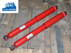 Lada Niva After 2010 Year Rear Lift Shock Absorbers +50mm Kit