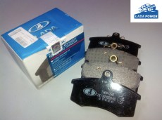 Lada 2110-2112 Front Brake Pads Kit