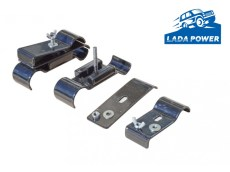 Lada Niva Roof Rack Mounting Kit For Shovel and Ax