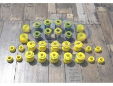 Lada Niva 1976-2009 Front and Rear Suspension Bushing Set Polyurethane