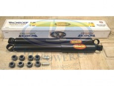Lada Niva 21214M, Urban, Bronto 2009-On Rear Gas Shock Absorber Set Monroe