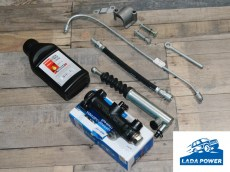 Lada Niva Urban Clutch Upgrade Kit From Valeo System (Link to video in description)