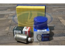 Lada Niva 1700 MPI Multipoint Injection Filter Service Kit